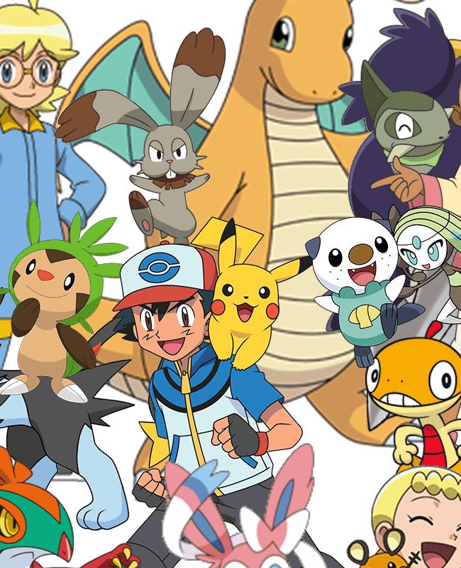 Pokémon : La série animée