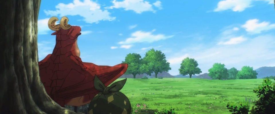 Dragon Ie wo Kau : dragon goes house hunting