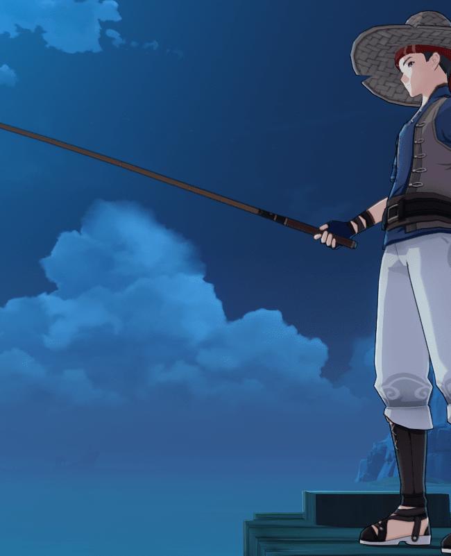 Les zones de pêche de Genshin !