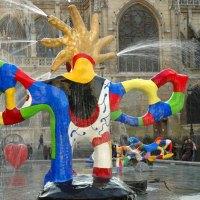 Jean Tinguely (1925-1991) / Niki de Saint Phalle (1930-2002) § sites à visiter