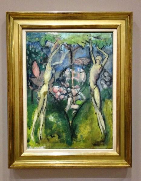 """Marcel Duchamp, """"Le printemps"""", 1911"""