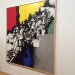 """Georges Condo (1974, USA), """"Zombie modernism"""", 2015, réalisme artificiel."""