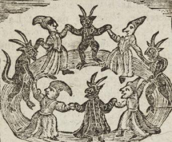 Image result for demonization of women medieval images