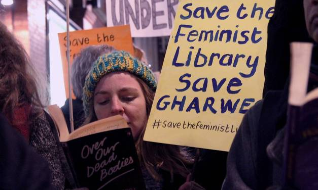 London's Little Known Feminist Library