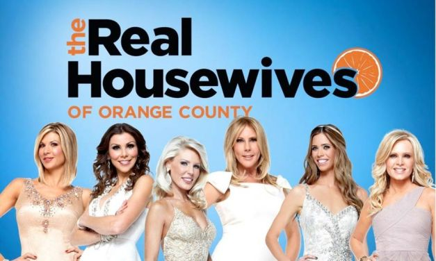 The Real Housewives of Orange County: An Exploration of Reality TV Addiction