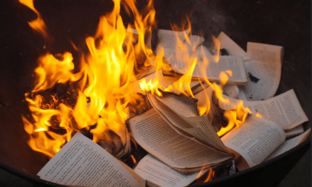 J. K .Rowling and Modern Day Book Burning