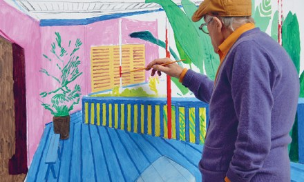 A Yorkshireman in London: David Hockney at the Tate Britain