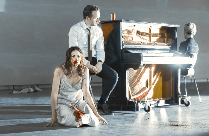 'Hedda Gabler' at the National Theatre: An Existential Exploration