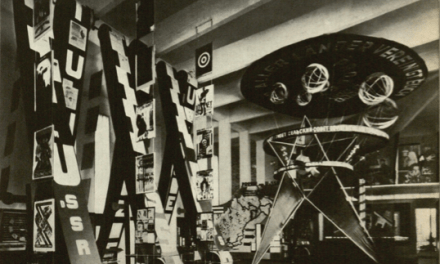 """Class Consciousness to the Fray!"": El Lissitzky's Soviet Pavillion at 'Pressa'"