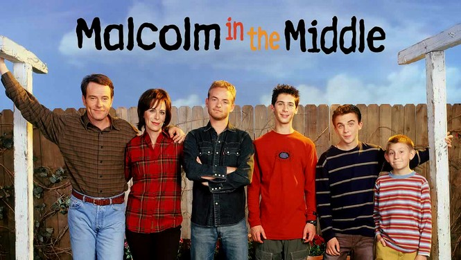 Mum's on Top: Malcolm's in the Middle