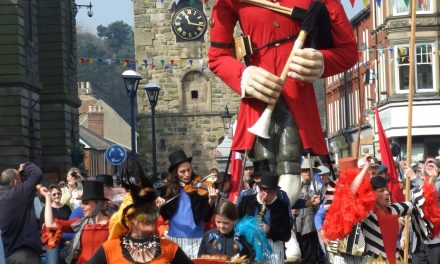 Gowld a Gowpens: the 50th Morpeth Northumbrian Gathering