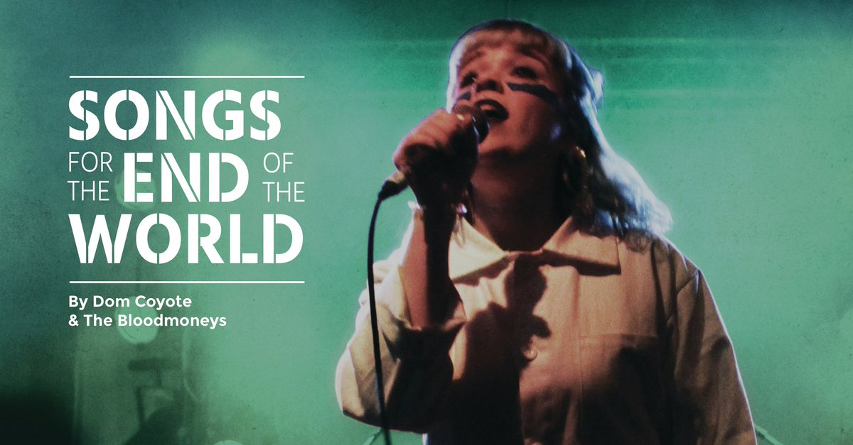 At the Brighton Festival: 'Songs for the End of the World'