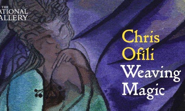 Chris Ofili: Weaving Magic