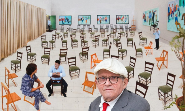 The David Hockney Gallery at Cartwright Hall: An Artist Back Home