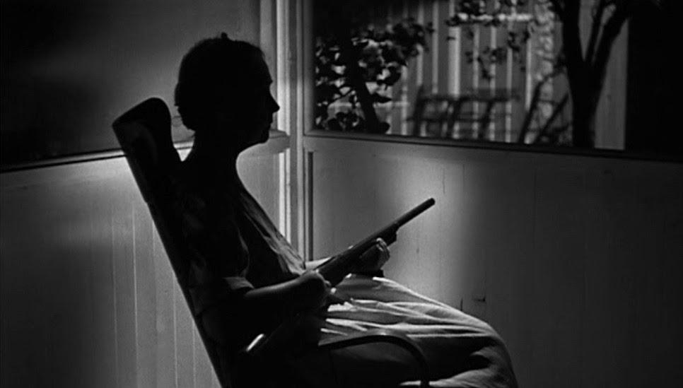 Chiaroscuro in 'The Night of the Hunter'