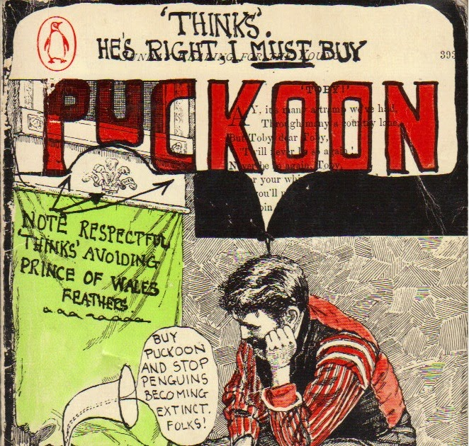 Bowie Book Club: 'Puckoon'