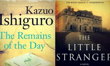 Stranger Places and Country Homes: 'The Remains of The Day' by Kazuo Ishiguro and 'The Little Stranger' by Sarah Waters