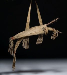 Bow and Arrows used by the Chiricahua Apache people