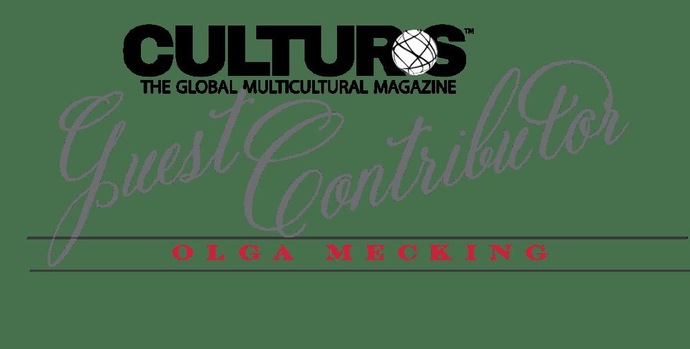 OLGA MECKING Culturs guest contributor logo