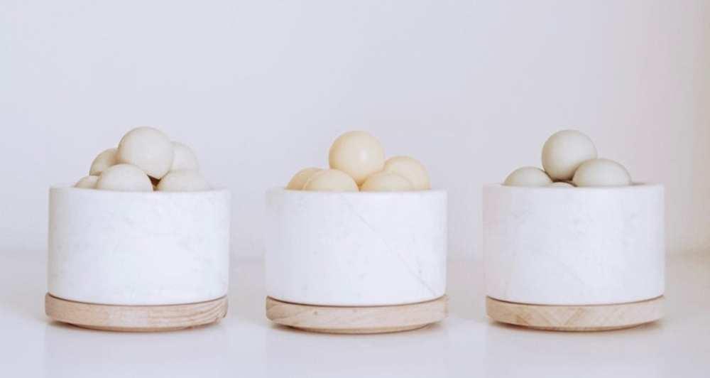 lotion balls