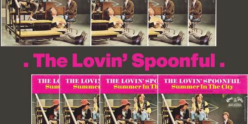 Summer In The City (1966) – The Lovin' Spoonful