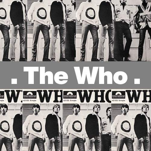 Substitute – The Who 備胎