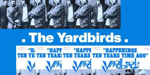 Happenings Ten Years Time Ago (1966) – The Yardbirds