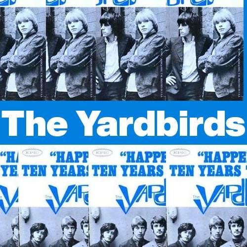 Happenings Ten Years Time Ago – The Yardbirds
