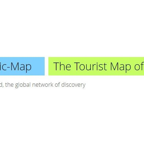 Music Map丨音樂地圖丨大圖表顯示你心水歌手及樂隊