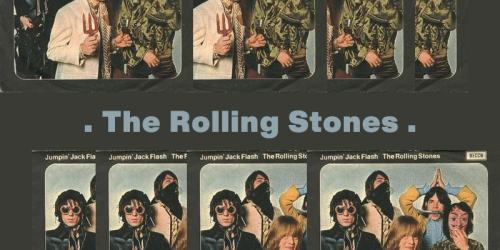 Jumpin Jack Flash – The Rolling Stones