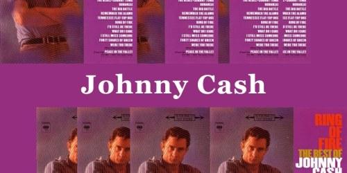 Ring of Fire – Johnny Cash:歌詞及意思