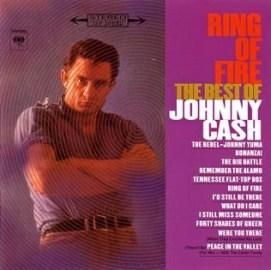 歌曲Ring of Fire 被收錄於專輯《Ring of Fire: The Best of Johnny Cash》