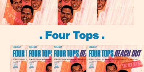 Reach Out I'll Be There – The Four Tops:歌詞及意思