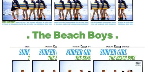 In My Room – The Beach Boys:歌詞及意思