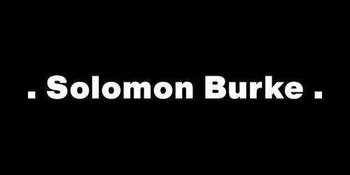 Everybody Needs Somebody to Love – Solomon Burke:歌詞及意思