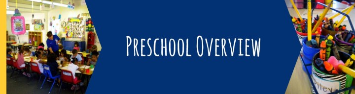 Preschool Overview