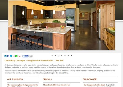 Cabinetry Concepts