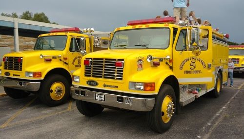 FIRE DEPARTMENT – Cumberland County