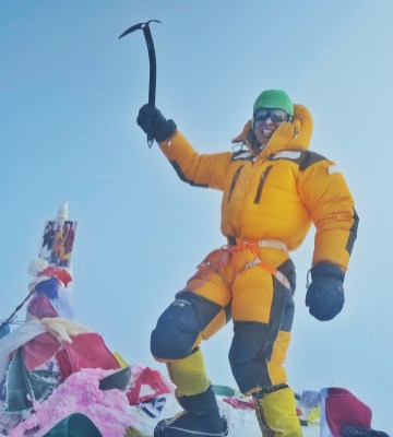 Everest Summit (29,029 ft)