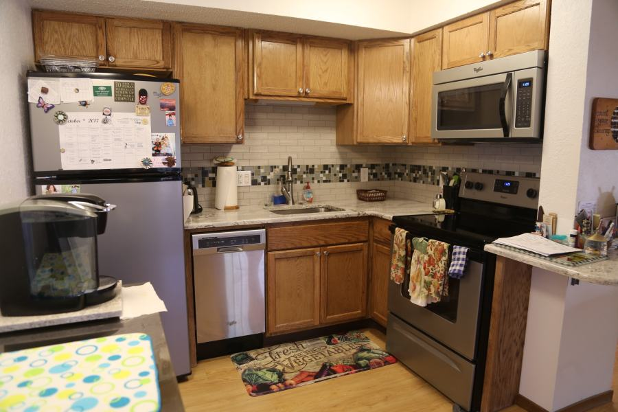 Kitchen 2 Br Deluxe View