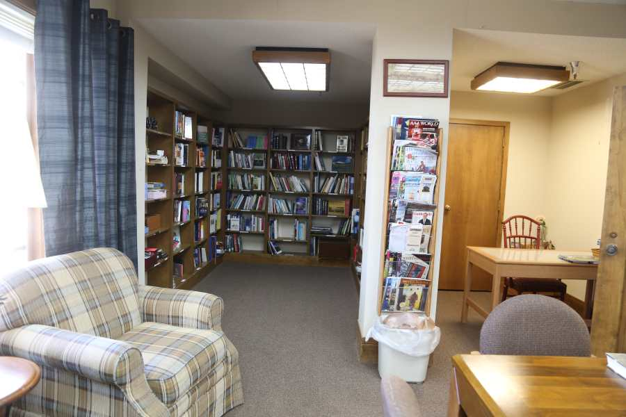 Library, Bible Study