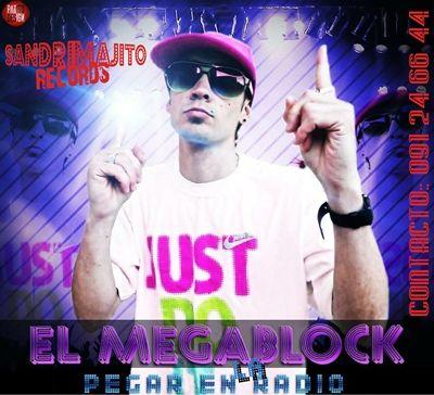 El Megablock cumbia 2013