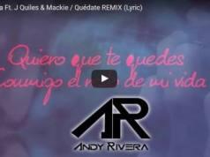 Andy Rivera 2016