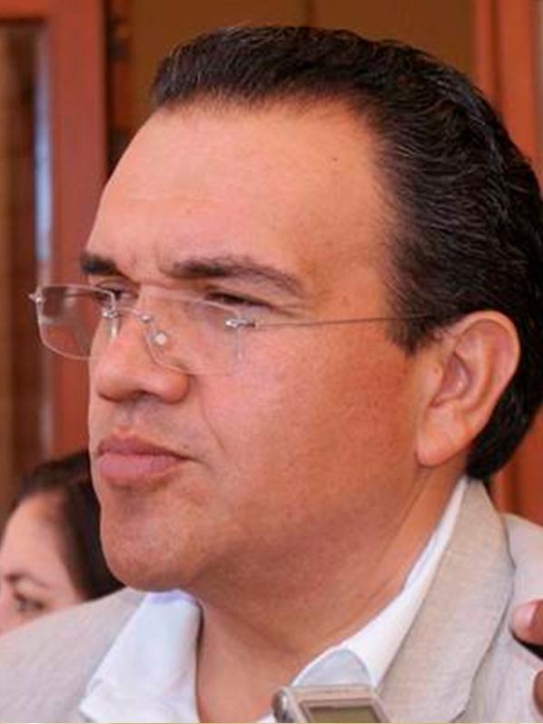 Jesús Alfonso Medina - Director General de la Comisión Estatal del Agua, San Luis Potosí.