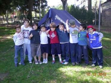 2012 - Campamento