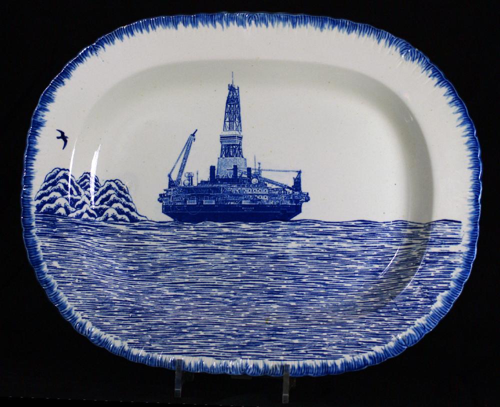 Scott's Cumbrian Blue(s) Arctic Scenery Kulluk