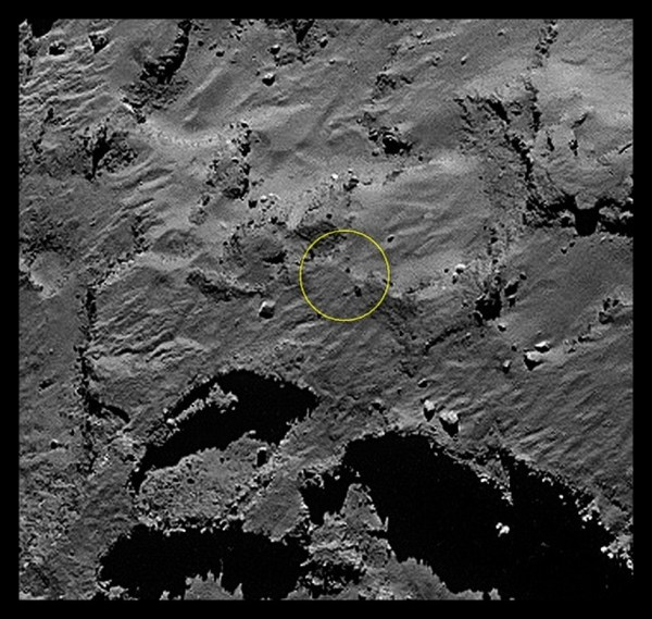 Philae landing date and time announced! | Cumbrian Sky