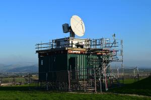 x-band radar in Sandwidth