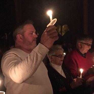 3 candlelight