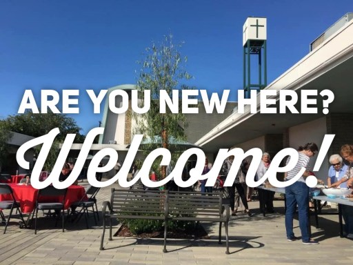 Are you New Here? Welcome Our Worship Experiences
